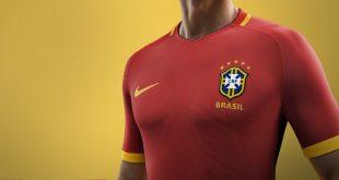 Você sabia que a seleção brasileira atuou de vermelho no ano da Revolução Russa?