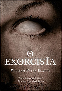 O exorcista Book Cover