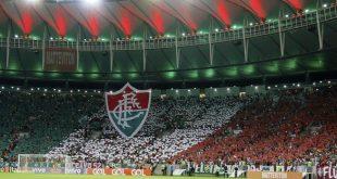 A história dos mosaicos na torcida do Fluminense