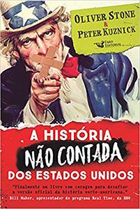 A história não contada dos Estados Unidos Book Cover